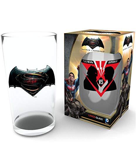 GB Eye Ltd, Batman Vs Superman, Vs, Verre à bière