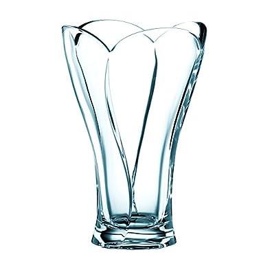 Nachtmann Calypso 9-Inch Crystal Vase