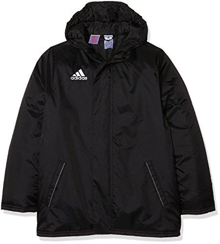adidas Kinder Jacke/Anoraks Coref std jkty Winterjacke, Black/White, 128