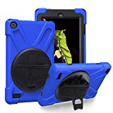 JZ 360 Degrees Kickstand Case Cover Compatible with Amazon