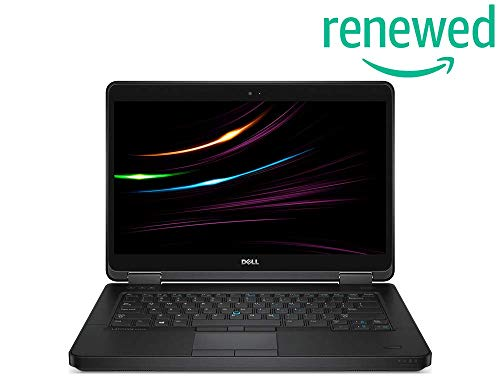 DELL Latitude E5450 Mobiles Notebook | Intel i5 2 x 2.3 GHz Prozessor | 8 GB Arbetsspeicher | 240 GB SSD | 14 Zoll Display, 1366x768 | Windows 10 Pro | 1366 (Generalüberholt)