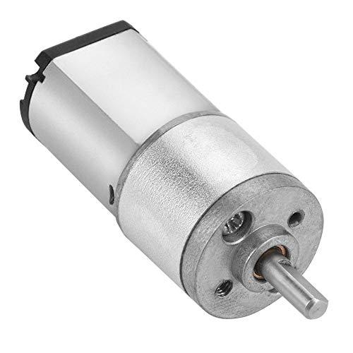 Motor de CC de alto par CC 6 V / 12 V 16GA030 Motor de engranajes de alta precisión para cerradura electrónica de coche inteligente(12V 150RPM)