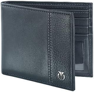 Titan Black Men's Wallet (TW111LM1BK)