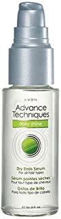 3 Pk, Avon Advance Techniques Daily Shine Dry Ends Serum, 2 Fl. Oz