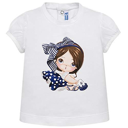 Mayoral – Camiseta de manga corta para bebé niña con est