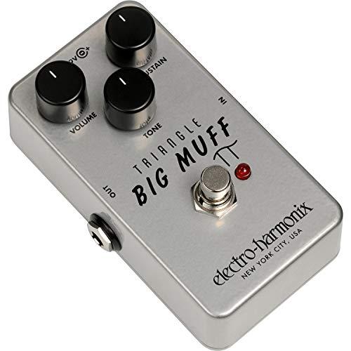 Electro Harmonix Triangle Big Muff · Pedal guitarra eléctrica