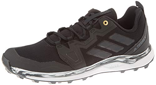 adidas Herren Terrex Agravic Traillaufschuh, Core Black Grey Six Core Black, 44 EU