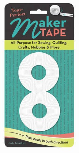Compare Textbook Prices for Tear-Perfect Maker Tape: All-Purpose for Sewing, Quilting, Crafts, Hobbies & More  ISBN 9781617452895 by Gauthier, Judy