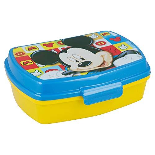Stor SANDWICHERA Funny Mickey Mouse - Disney - Icons
