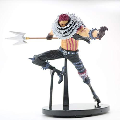 Einteilige Figur Charlotte Katakuri PVC Actionfiguren, Kampf Gegen Katakuri Figurensammlung Spielzeug