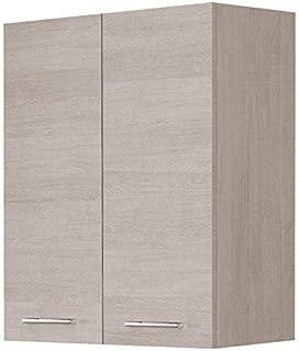 26.5x50x160 cm FERIDRAS Boss Pensile Sospeso Bianco