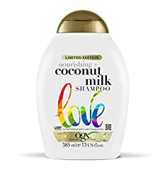 OGX Nourishing + Coconut Milk Shampoo review