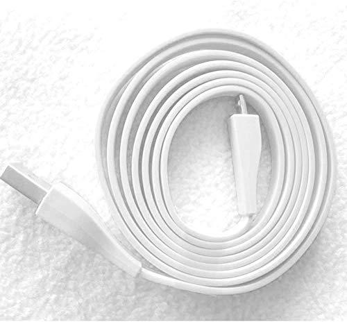 USB Charging Cable for Logitech UE Boom/Megaboom/Ultimate Ears MEGABLAST Speaker White