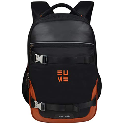 Eume Epic 25 LTR Laptop Backpack for 14 inch Laptop and Nylon Water Resistance Backpack