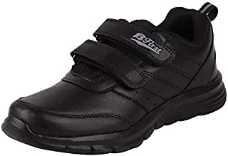 BATA Unisex Black School Shoes for Boys and Girls