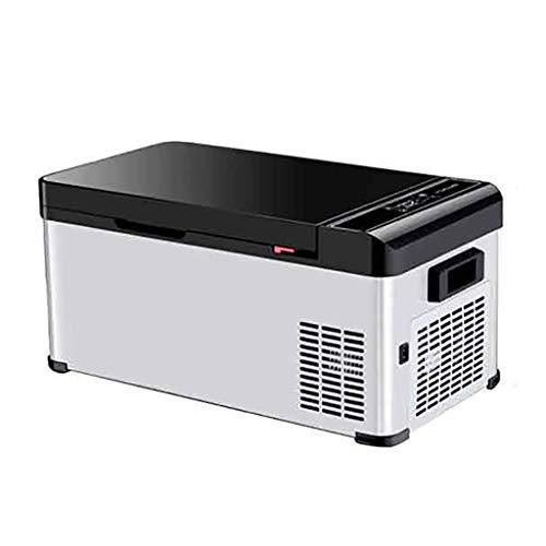 AiYe Koeltassen & -boxen 15L draagbare koelkast compressor/vriezer compacte auto mini koelkast vrachtwagen elektrische koeler reis (12 V / 24 V / 220 V)