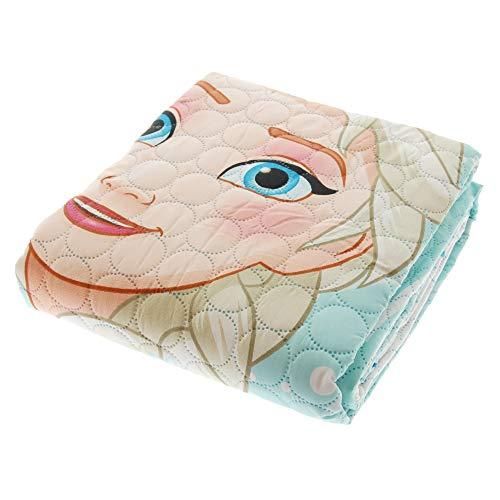 Hasbro Trapuntino Disney Frozen Elsa copriletto Trapuntato 170x250cm Primaverile Estivo