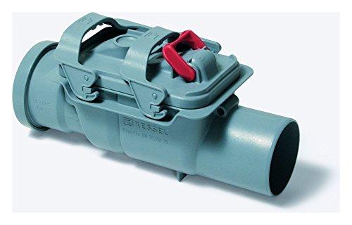 Kessel 73070 Rückstauverschluss Staufix für Abwasser, DN 70