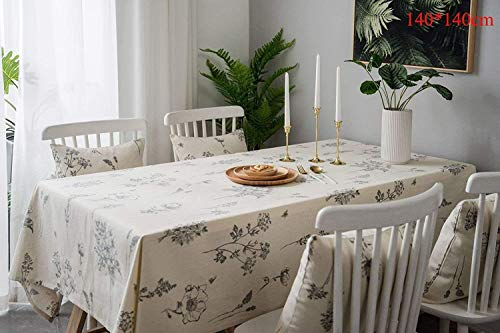 YONGYONGCHONG tafelloper tafelkleed decoratief wegwerp-oliebestendig tafelkleed