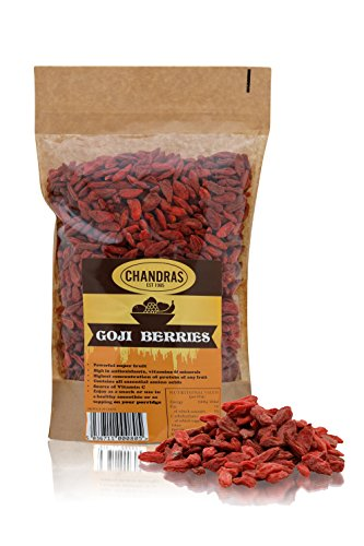 Chandra Whole Foods - Goji Berry (1kg)