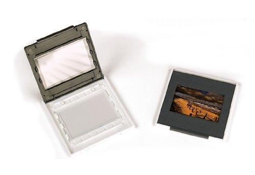 Dia-Fix Diarahmen mit AN-Glas. 1-teilig, 100 Stck.