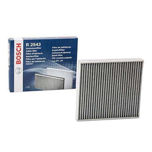 Bosch 1 987 432 543 Filtro, Aria abitacolo