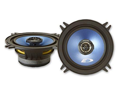Alpine SXE-13C2 Alrededor De 2 vías 250W Altavoz Audio - Altavoces para Coche (De 2 vías, 250 W, 35 W, 90 dB, Neodimio, 60-20000 Hz)