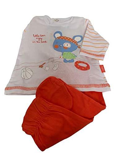 Yatsi 7024- Conjunto dos piezas para tu Bebé. Recién Nacido.