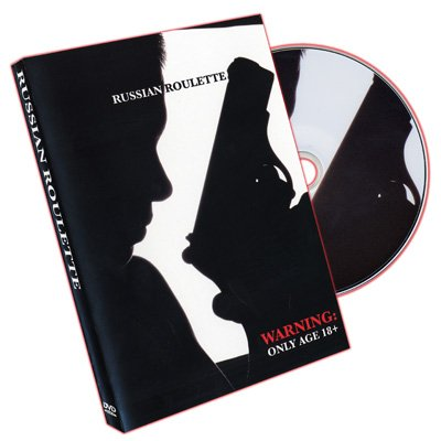 Russian Roulette by Eric James and Alan Rorrison - DVD