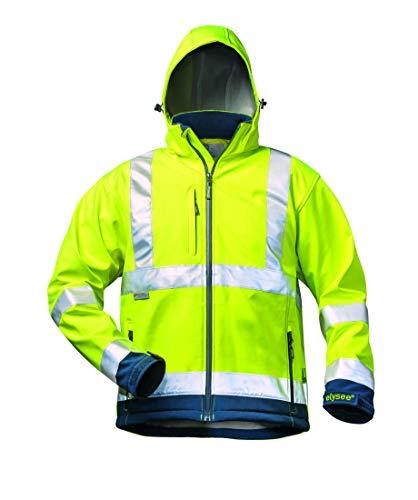 Elysee Warnschutzjacke Softshelljacke Jacke EN471 gelb orange NEU OVP Gr. S-XXXL (L)