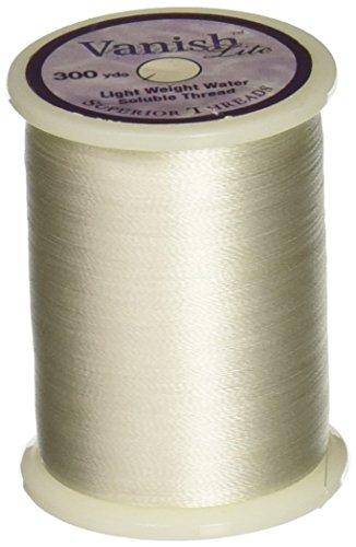 Superior Threads VANLITE Vanish Lite Water Soluble Thread, 300 yd