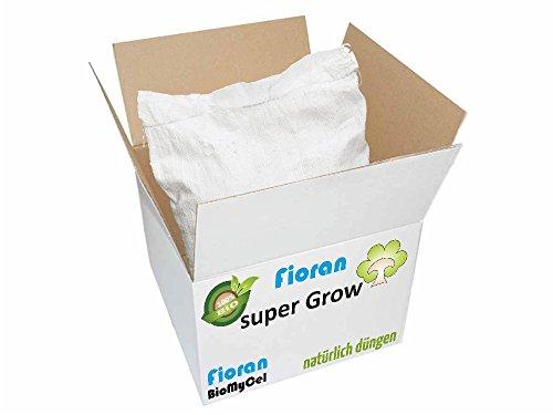 Fioran® Super Grow mit Mykorrhiza organischer Bio-Vegan Intensiv Dünger Langzeitwirkung (1)
