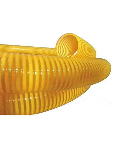 Jardin202 40mm - Manguera de Aspiracion Agropesada Reforzada | Corte a Medida por Metros lineales