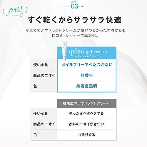 アイーク・ジャパンクデオ『クデオジェルクリーム』