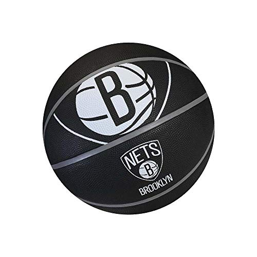 New Spalding Nets Courtside Rubber Basketball
