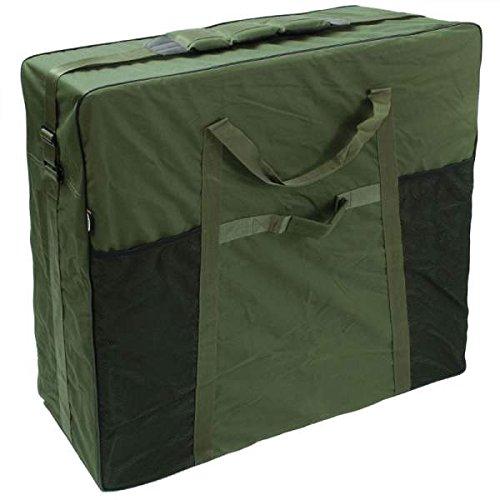 NGT Deluxe Bedchair Bag, Grün, XL/49 x 36 x 9 cm