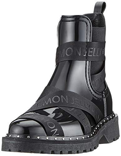 Lemon Jelly Damen Frankie Chelsea Boots, Schwarz (Black 01), 37 EU