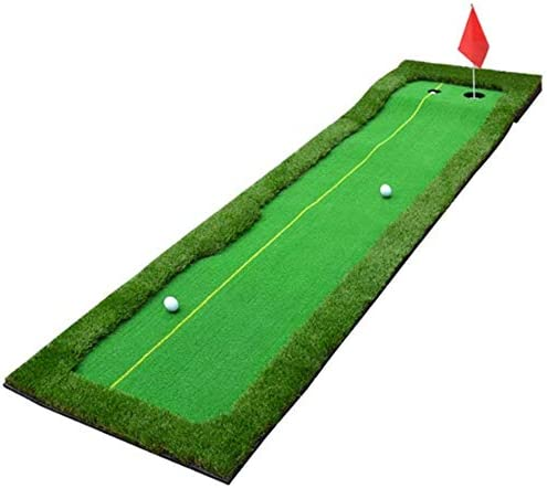 YFMMM Golf Max Super sale 56% OFF Putting Mats for Home Re Portable Use Auto Ball with