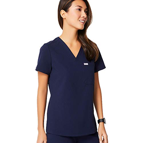 FIGS Catarina One-Pocket Scrub Top for Women –...