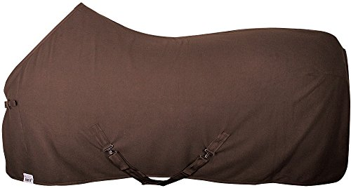 Harry\'s Horse 32204702-03175cm Fleecedecke Colors, M, braun