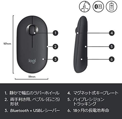 41EZz6gohpL-Logitech(ロジクール)がChrome OS向けのキーボード「K580」とマウス「M355」を発表