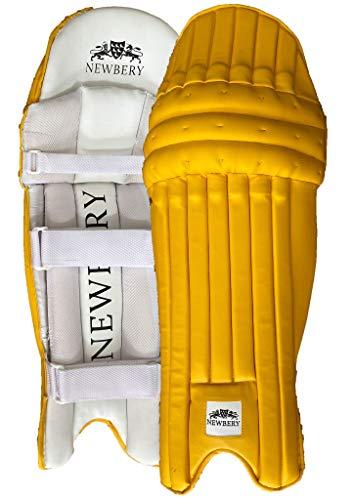 Newbery Cricket Phantom Schlagpolster, gelb, erwachsenengröße