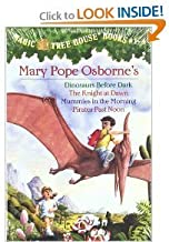 The Magic Tree House Collection #1: (Includes Dinosaurs Before Dark, Knight at Dawn, Mummies in the Morning, Pirates  Past...