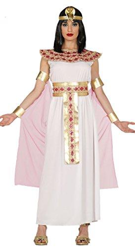 Fiestas Guirca Costume da Cleopatra Regina egiziana