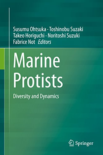 Marine Protists: Diversity and Dynamics (English Edition)