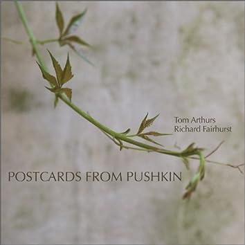 Postcards from Pushkin