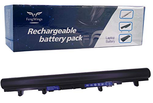 FengWings 3500mAh AL12A32 AL12A72 14.8V Laptop Battery Compatible With Acer Aspire V5 V5-431 V5-431G V5-431P V5-531 V5-531P V5-571 V5-471 V5-471G V5-471P V5-551 V5-571 V5-571P S3-471