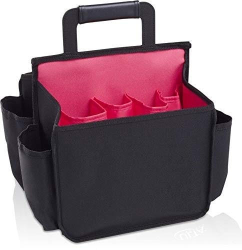 Caboodles Hot Hair Tools Caddy Styling Accessory Organizer Curling Brush Holder Professional Appliance