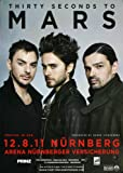 30 Seconds to Mars - In to The Wild, Nürnberg 2011 »