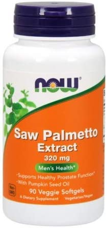 Top 10 Best now saw palmetto extract 320 mg
